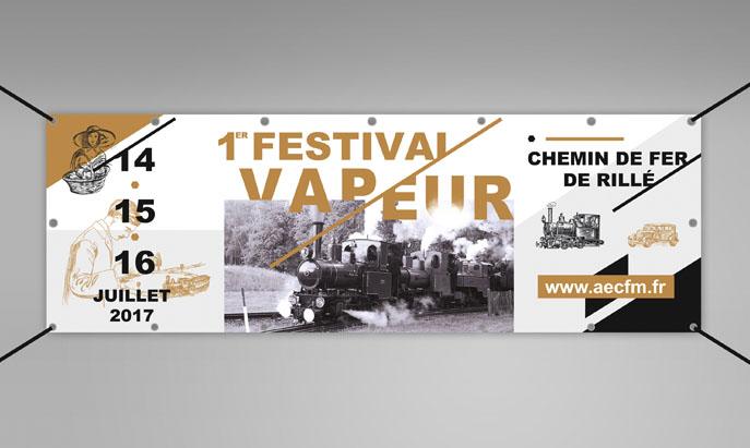 projet festival vapeur