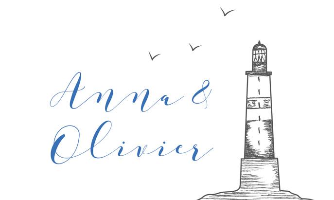 PROJET FAIRE PART ANNA ET OLIVIER