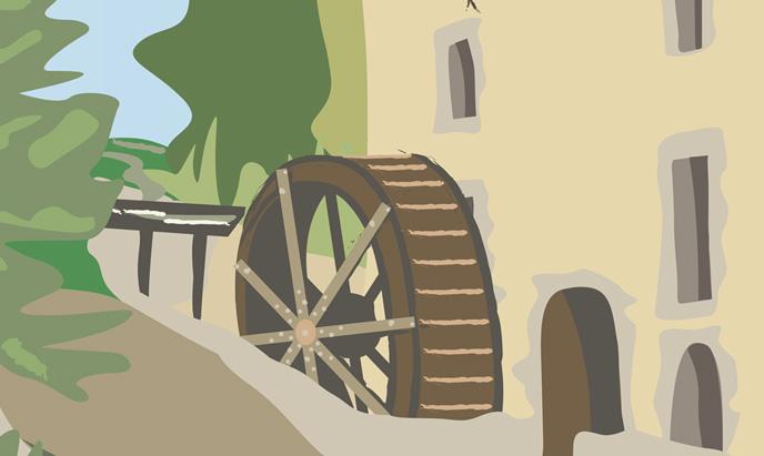 Projet Panneau Moulin de Jarry